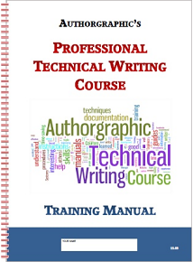 Technical Writing Courses Training Manual
