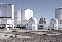 More documentation for European Southern Observatory
